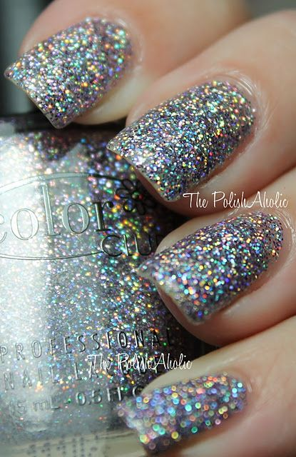 Sugarplum Fairy- Color Club Holiday 2011 Beyond the Mistletoe Collection