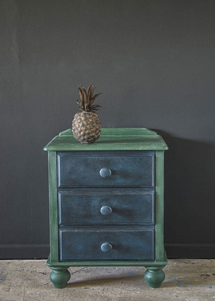 21 Best Amsterdam Green Chalk Paint Images On Pinterest