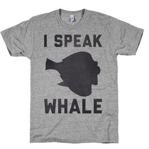 i speak whale – dory, finding nemo