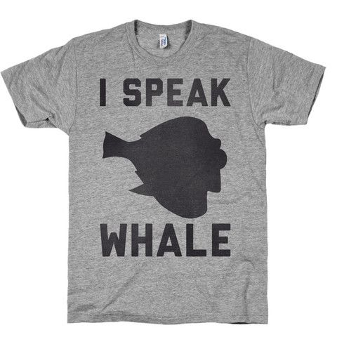 i speak whale – dory, finding nemo