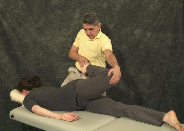 Thai yoga massage from Kontur Wellness | Thai yoga massage