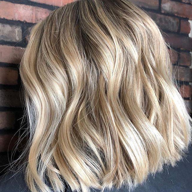 Redken Shades Eq 9gi 9v Google Search In 2020 Medium Bob Hairstyles Curly Hair Options Hair Color