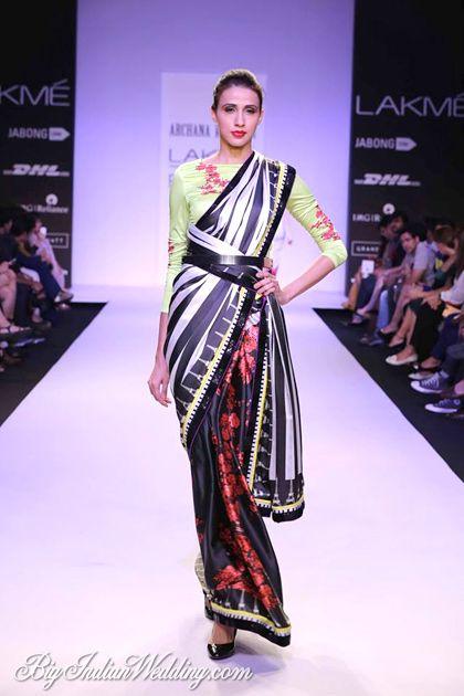 Archana Kochhar at Lakme Fashion Week Summer/Resort 2014