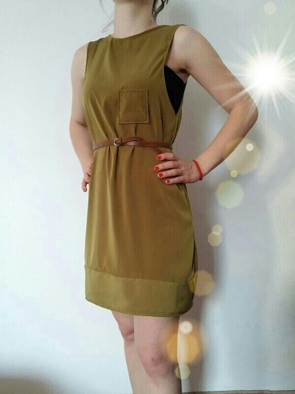 Home made dress