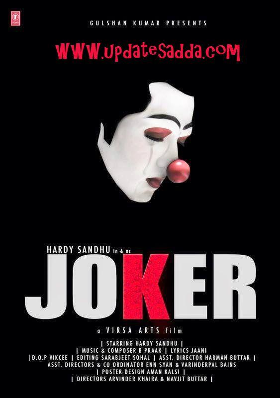 Joker – Hardy Sandhu Ft B Praak | Lyrics | Video | Mp3
