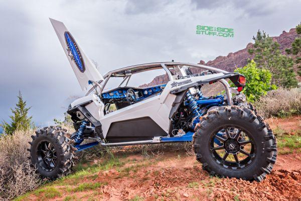 "Marshall Motoart ""Superleggera"" RZR 1000 - 330hp RZR"