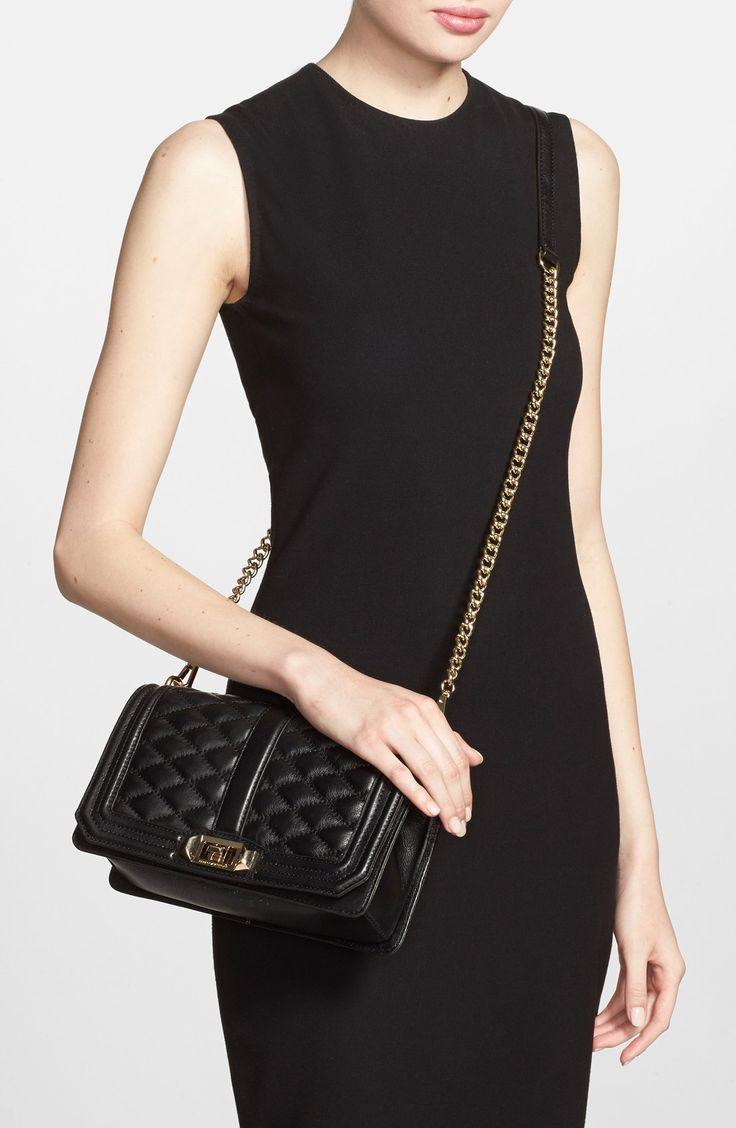 Rebecca Minkoff 'Love' Crossbody Bag. bag, сумки модные брендовые, bags lovers, http://bags-lovers.livejournal