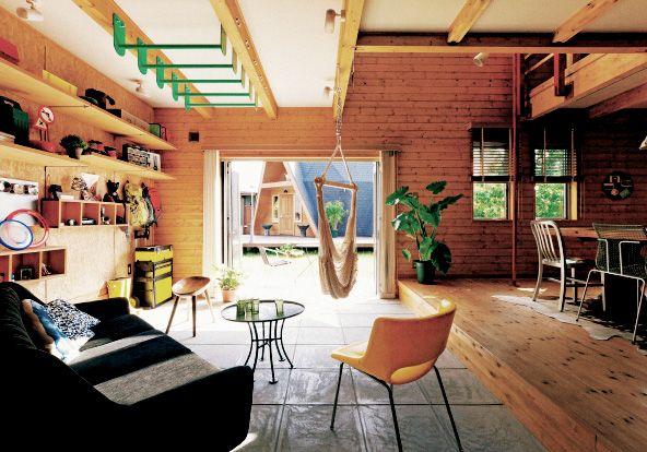 Wonder Devices | log house BESS