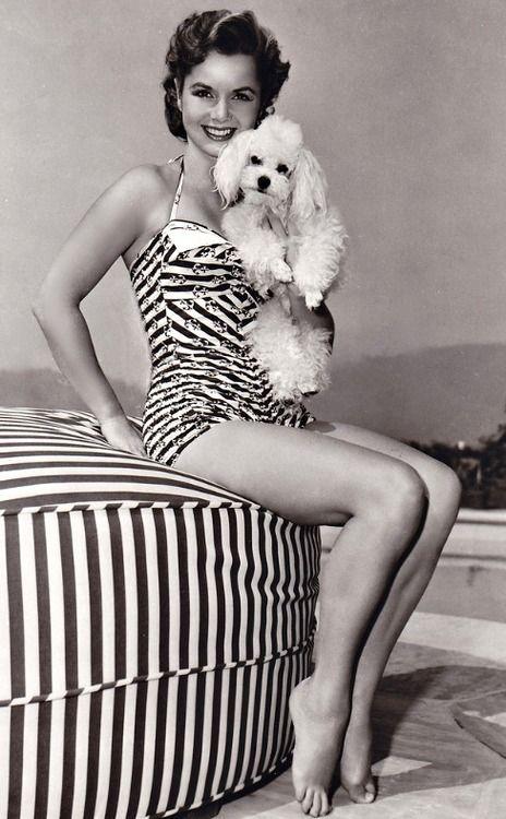 Debbie Reynolds, 1950's