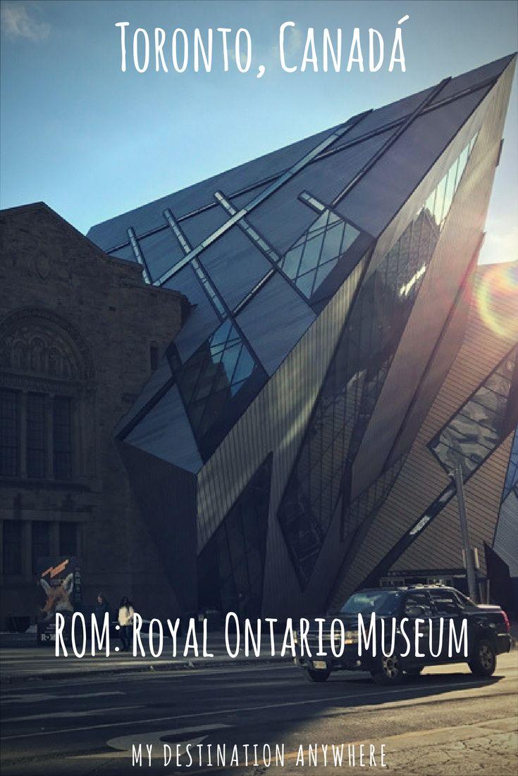 ROM: Como Chegar, Como Visitar e Dicas sobre o Museu de Toronto