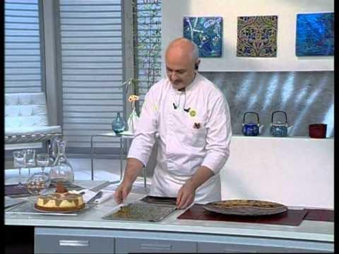 Método Gross - Cheese cake de dulce de leche