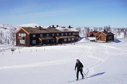 Jøldalshytta, Trollheimen