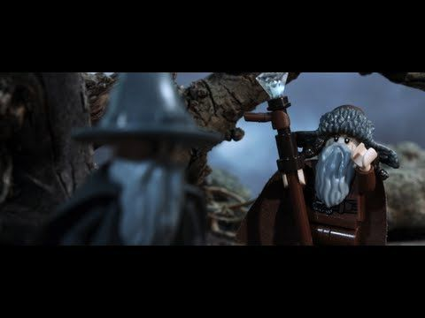 LEGO Trailer for THE HOBBIT: THE DESOLATION OF SMAUG — GeekTyrant