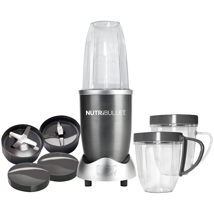 Buy NutriBullet 12 Piece 600 Series from our Juicers & Presses range at John Lewis. Free Delivery on orders over £50.