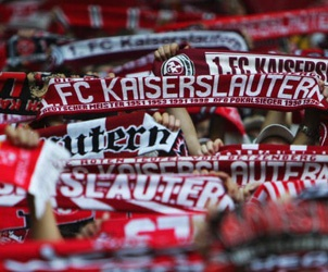 fc kaiserslautern, club when klose started his career on bundesliga #Respect