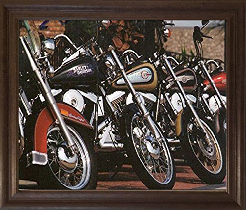 Harley Davidson Motorcycles In Row Wall Decor Brownrust F... https://www.amazon.com/dp/B01BM4AHQO/ref=cm_sw_r_pi_dp_x_C5zEzbCANYQAF