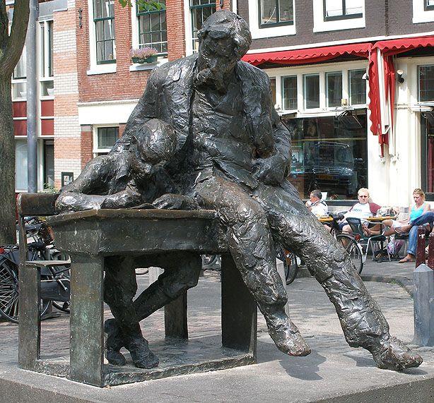 Theo Thijssen - De schoolmeester - Amsterdam