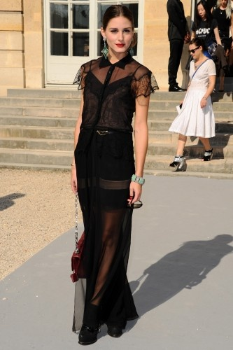 We remember Olivia Palermo's growth into a full-blown style icon