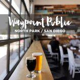 Waypoint Public North Park Bar and Restaurant.