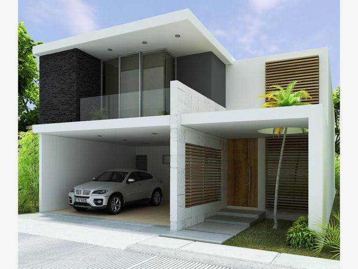 balcones diseño fachada - Buscar con Google