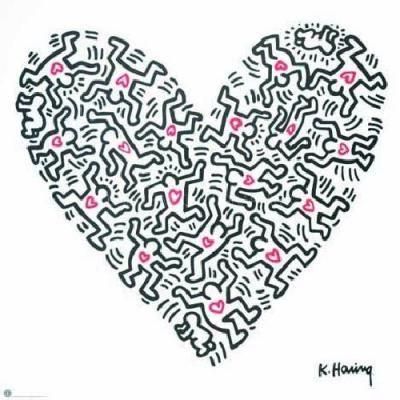 ♥ Keith Haring
