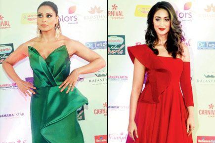 Bipasha Basu and Ileana D'Cruz high on fashion http://indianews23.com/blog/bipasha-basu-and-ileana-dcruz-high-on-fashion/