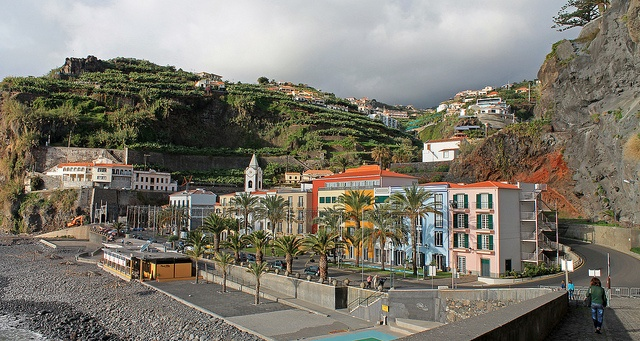 Panorama Ponta do Sol, via Flickr. Madeira, Portugal