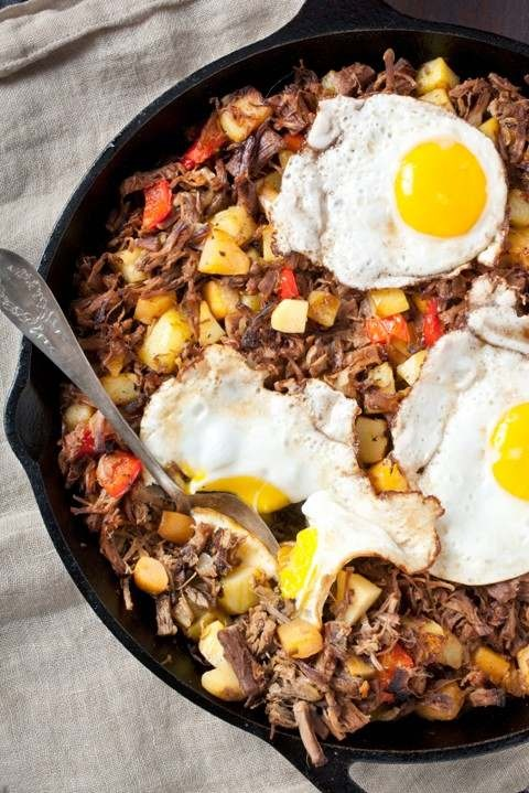 Delicious and easy corned beef hash | Breakfast | Pinterest