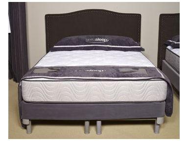 For Sierra Sleep King Mattress And Other Mattresses Foam At Americana Furniture In Tucker Ga
