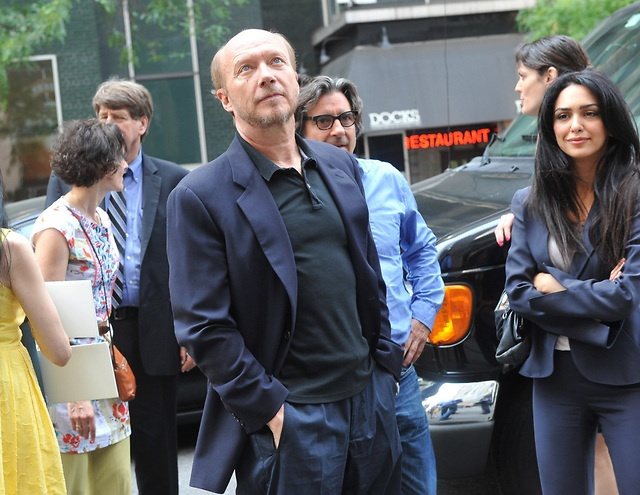 """EXCLUSIVE -- Paul Haggis On Scientology's Crude Retaliation: """"They Are Bullying A Woman Who Has Yet To Even Speak"""" - Runnin' Scared"""