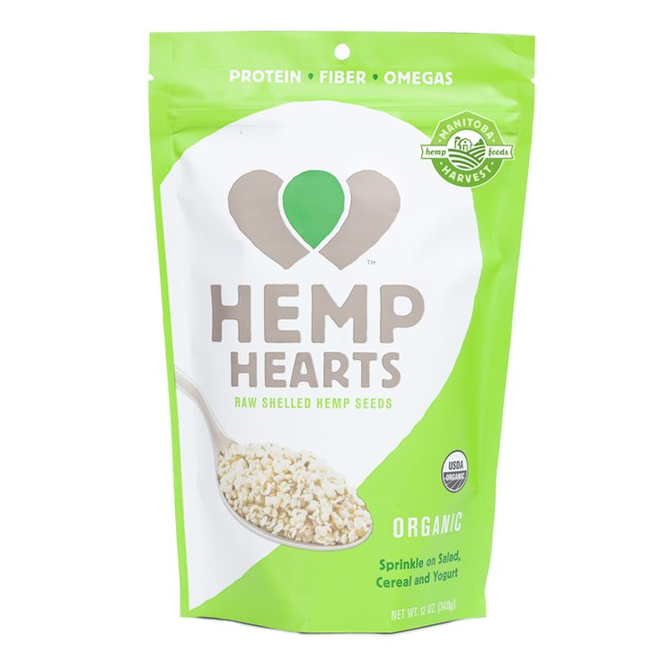 Train To Get Fit: Have you tried Hemp Hearts?