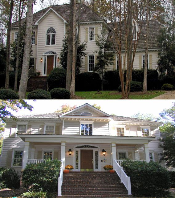 108 best amazing house transformations images on pinterest before after exterior homes and House transformations exterior