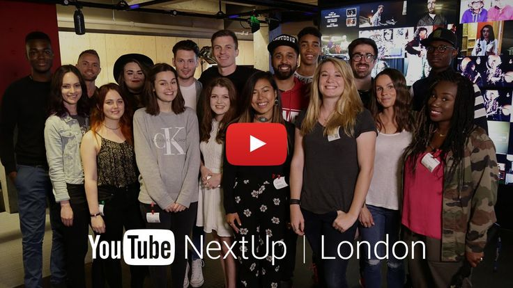 YouTube NextUp - London | August 2016