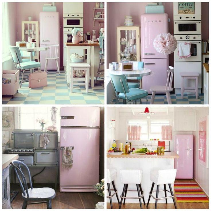 Les 4312 meilleures images propos de escalier d coration vintage sur pinter - Deco vintage cuisine ...