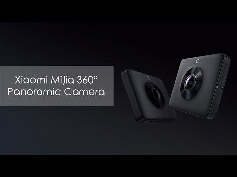 Slrdone : Teknologi dan Inspirasi: Xiaomi Mi Panoramic, Kamera 360 Derajat Waterproof...