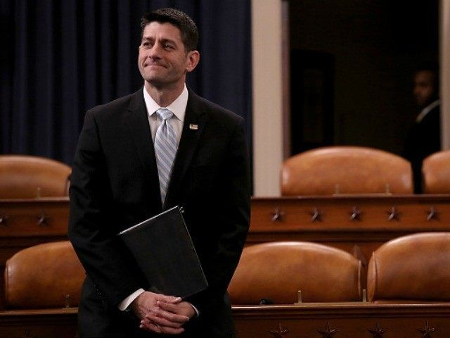 12,000+ Sign Petition to Remove Speaker Paul Ryan from GOP Convention Chair