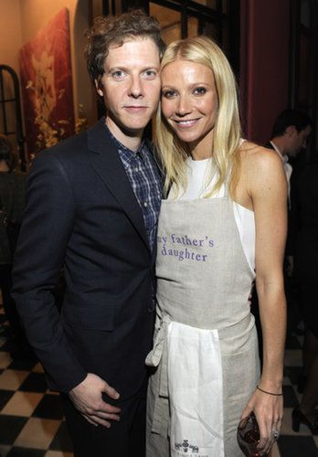 Gwyneth and Jake Paltrow Gwyneth and Jake are the children of actress Blythe Danner and the late director and producer Bruce Paltrow. Gwyneth, as we all know, is an A-list actress and lifestyle guru, and Jake is a director and screenwriter. Source: Getty / Kevin Mazur