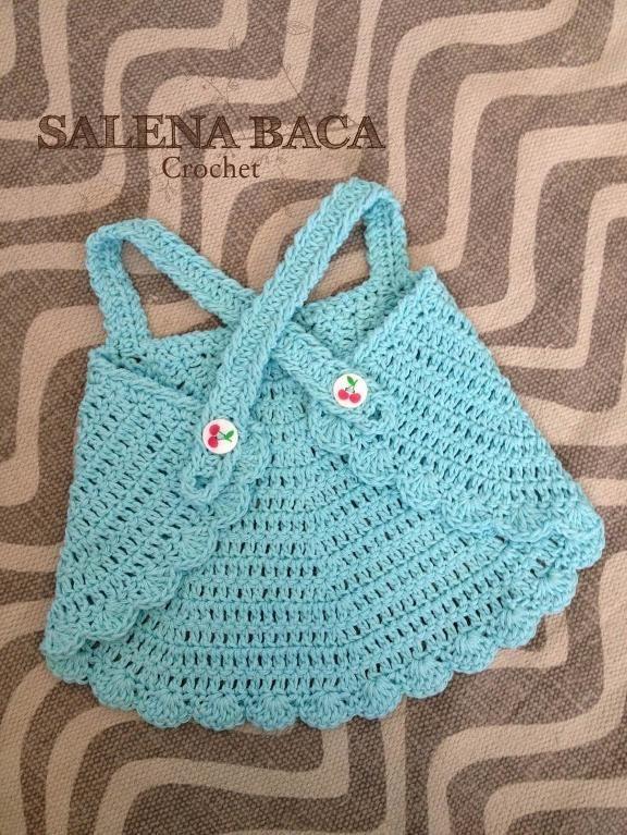 Crocheting: Jonnas Jumper 6m, 12m, 18m, 2t, 3t, 4t
