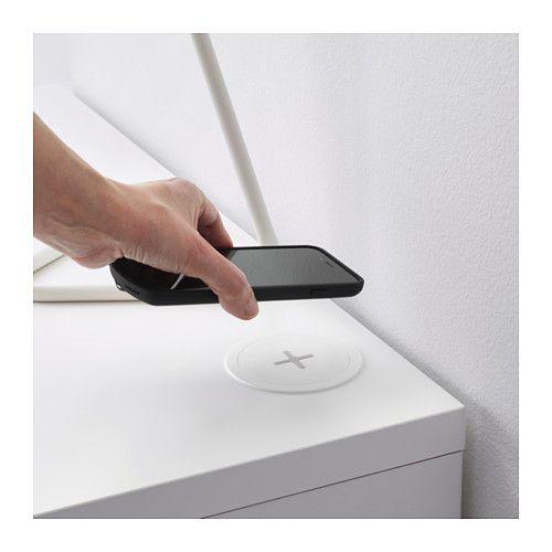 RÄLLEN Integrated wireless charger IKEA