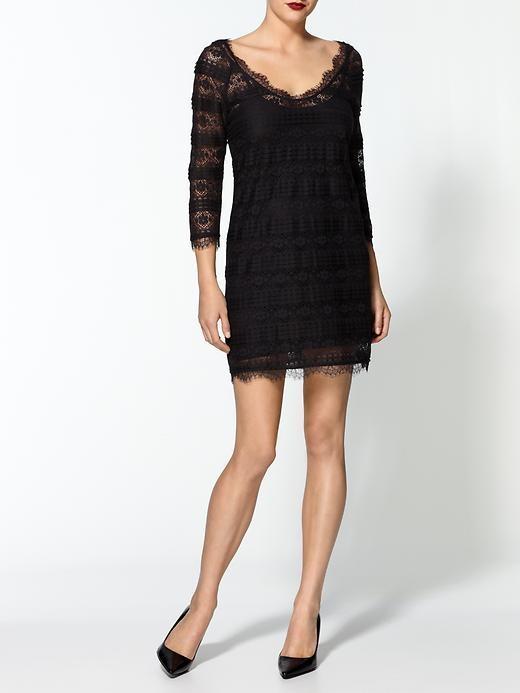 mmm love lace: Black Lace, Brea Lace, Fashion, Style, Mini Dresses, Joie Brea, Black Dress