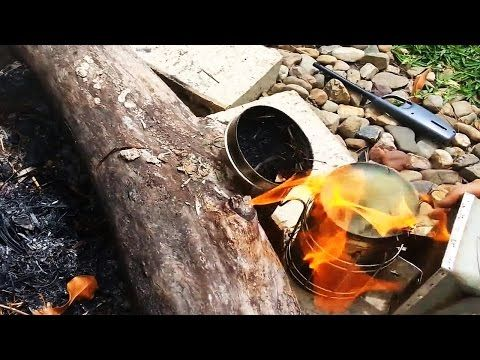 Beekeeping BEGINNER TIP - How to light a BEE SMOKER quickly that smolders for hours. - YouTube