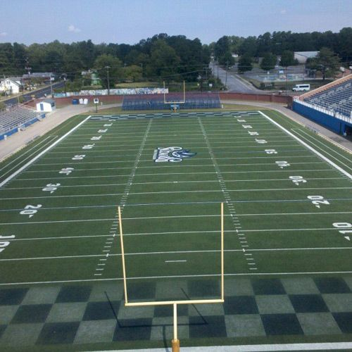 Fayetteville State University S Center For Defense And: 23 Best College Football Stadiums In NC Images On