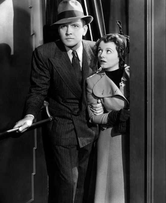 Still of Janet Gaynor and Fredric March in A Star Is Born. Born in Racine, Wisconsin in 1897, Fredric March won the Academy Award for best actor twice--first for Dr. Jekyll and Mr. Hyde (1932), and later for The Best Years of Our Lives (1946). Source: imdb.com