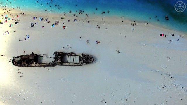 Greece, Zante, Kea, Akrata Beach