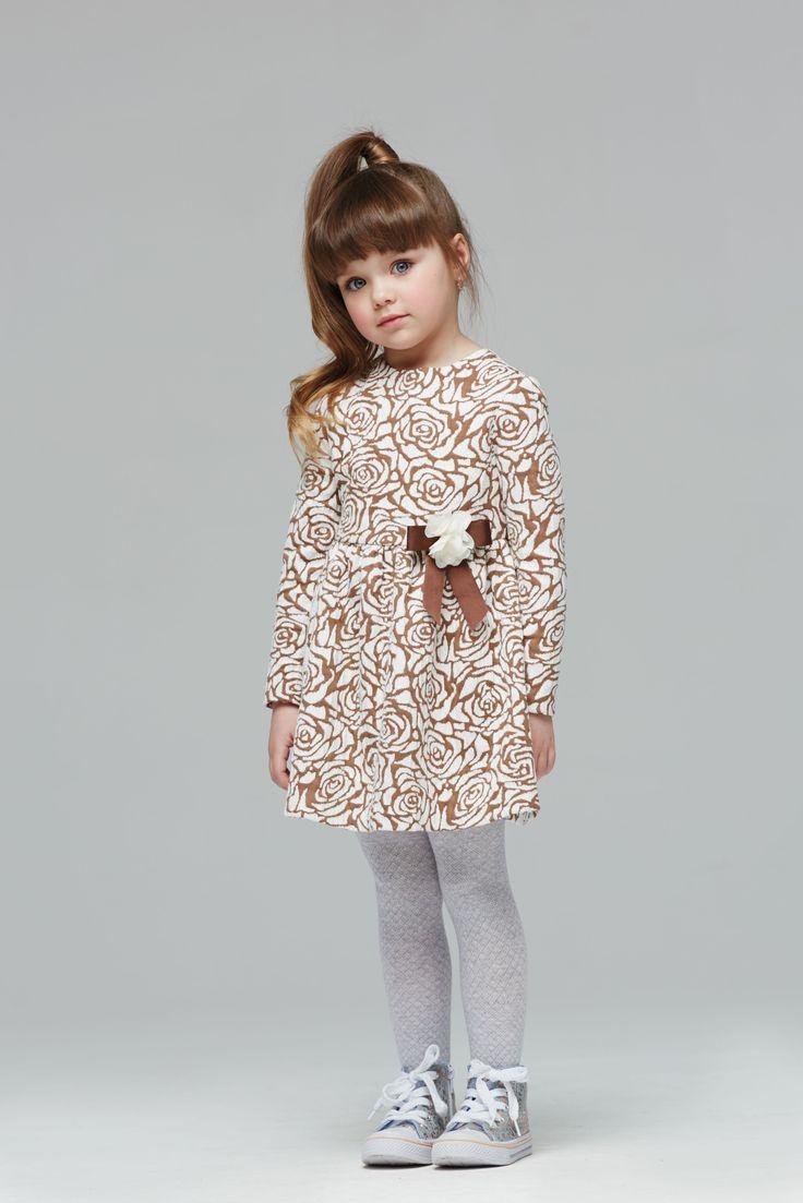 Купить Платье Д058 Платья для девочек от компании «Смена»