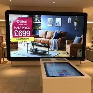 DFS uses digital signage to maximize store space - http://www.paigroup.com/news/article/dfs_uses_digital_signage_to_maximize_store_space