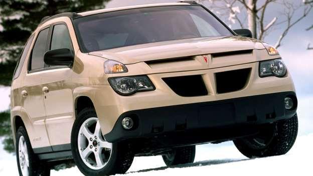 Pontiac Aztek - Pontiac