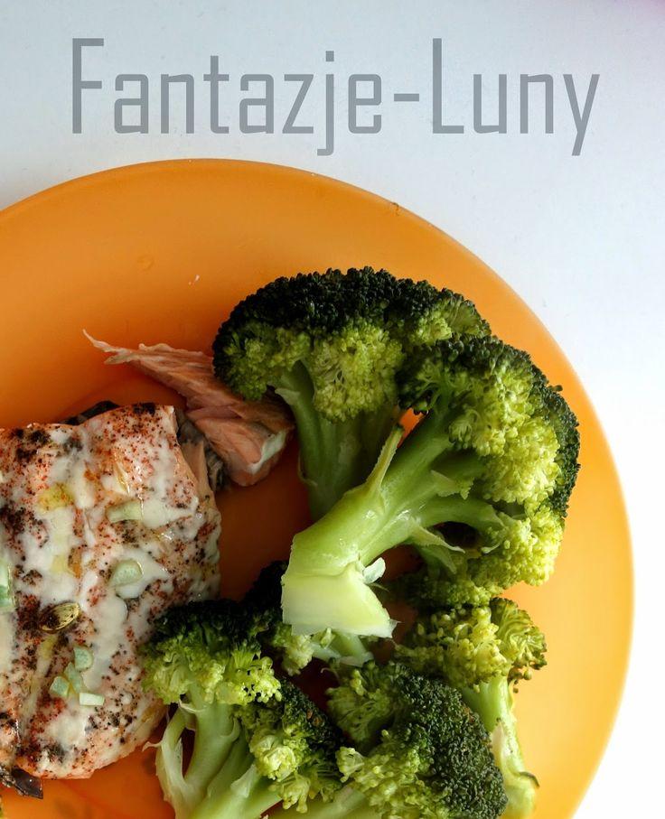 . Najpyszniejsze dietetyczne przepisy w internecie! Dietetyczne dania, zdrowa żywność, zdrowe życie!: Łosoś z pieprzem i chili - pyszny i zdrowy obiad!