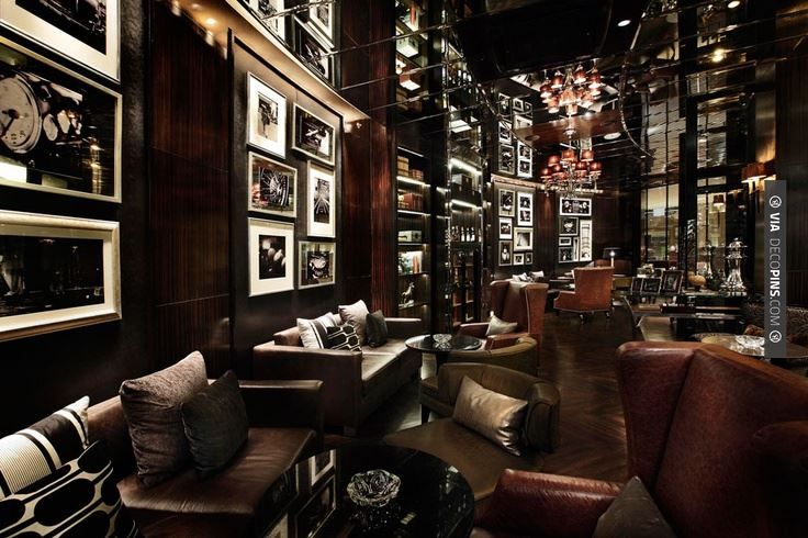 A cigar room for the mancave/womancave.