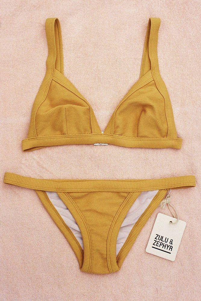 Golden Harness Bikini Pre-Order
